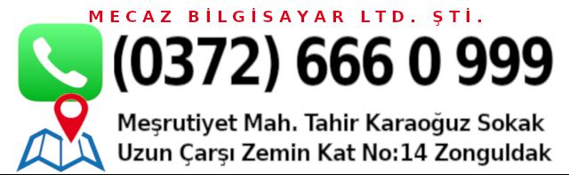 Mecaz Bilgisayar Ltd. Şti. | (0372) 666 0 999